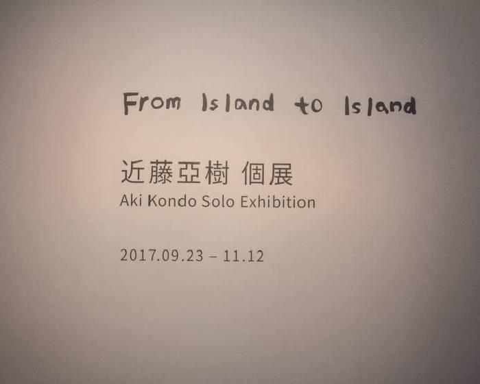 From Island to Island—近藤亞樹個展