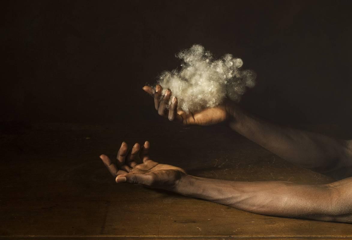 馮君藍,《起雲者1 Who Forming the Cloud 1》