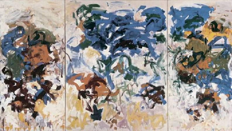 米謝爾《托架》(Bracket),1989。