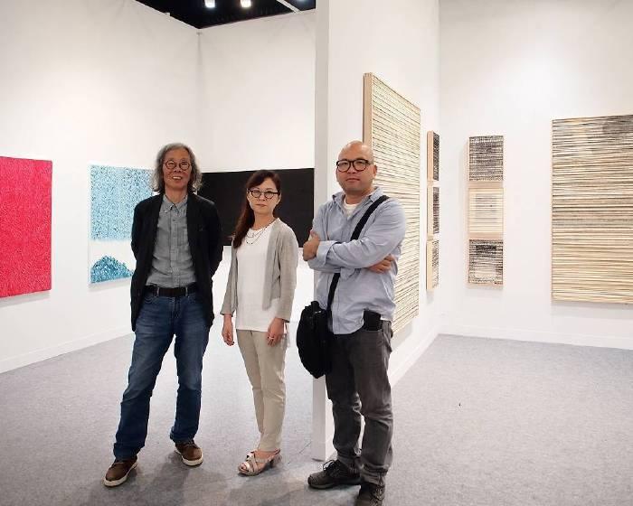 「2017 台北國際藝術博覽會」 赤粒藝術 當代水墨的創新與多種可能性:韓國藝術家專訪