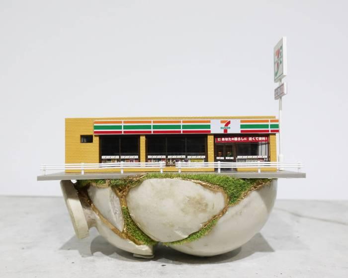 居藝廊:「今日是建構在昨日之上」宮原野乃実個展