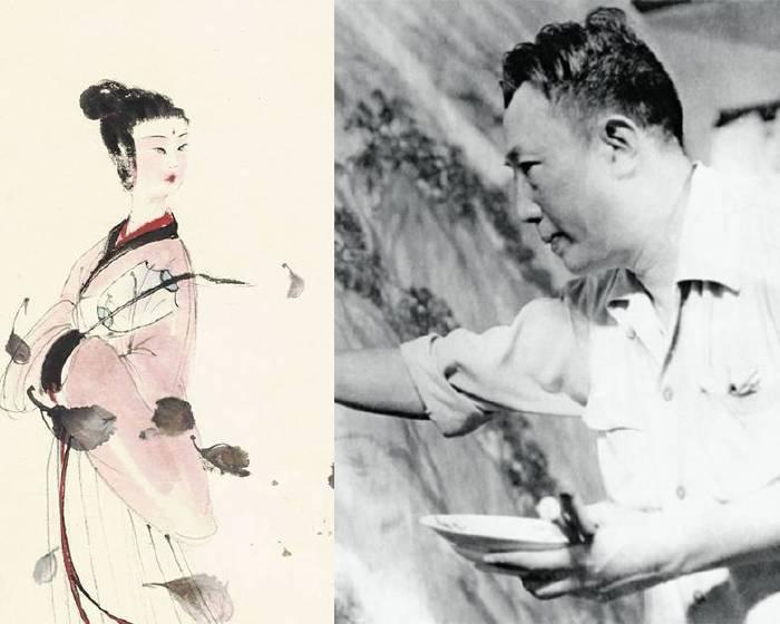 【近現代經典大師系列】傅抱石:嶄新繪畫技法延續傳統國畫
