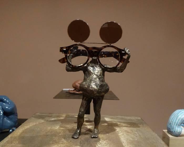 國立臺灣藝術大學雕塑系:【第八屆國際袖珍雕塑展-參展學生作品篇】