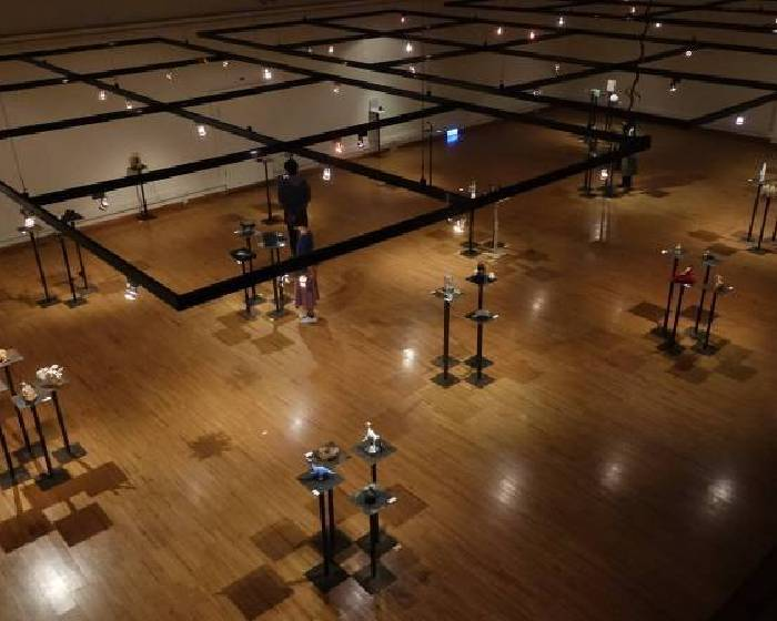 第八屆國際袖珍雕塑展 突破「形」的限制媒材更創新
