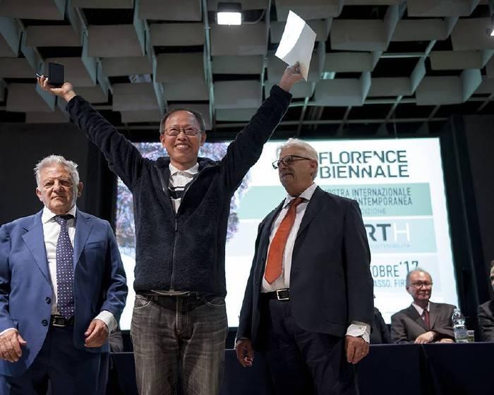 跨界無畏 佛羅倫斯雙年展、巴黎秋季沙龍雙料獲獎藝術家─時光林