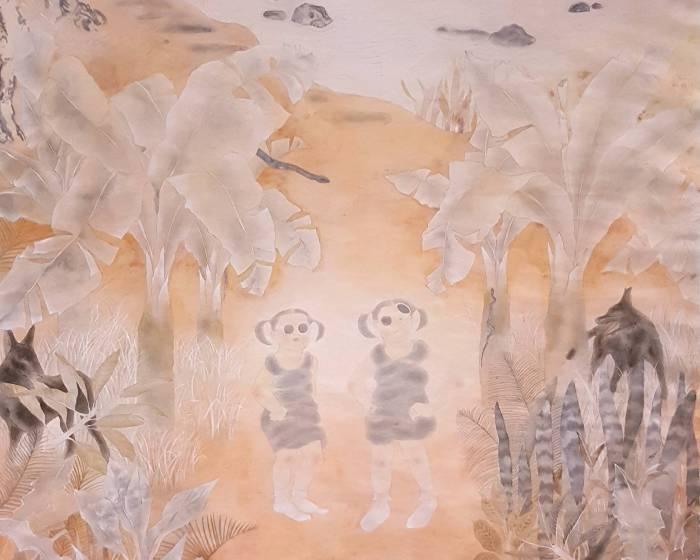 秋刀魚藝術中心 【形碎之間】黃路玉苓新秀個展