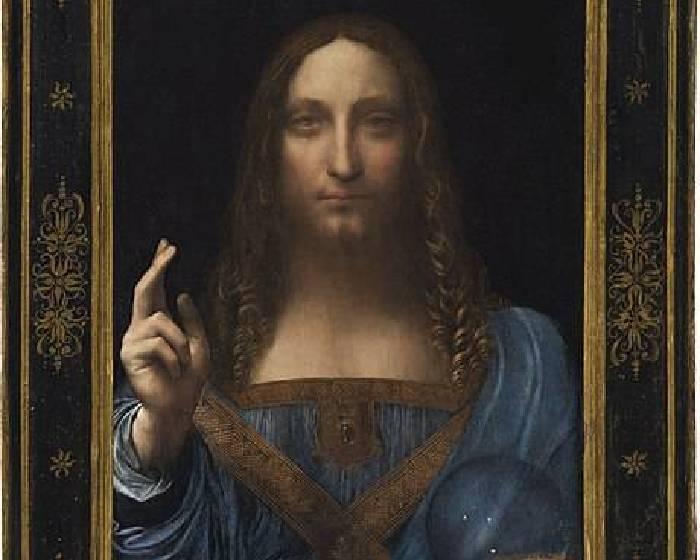 拍賣史上最貴畫作!達文西《救世主》4.5億美元成交
