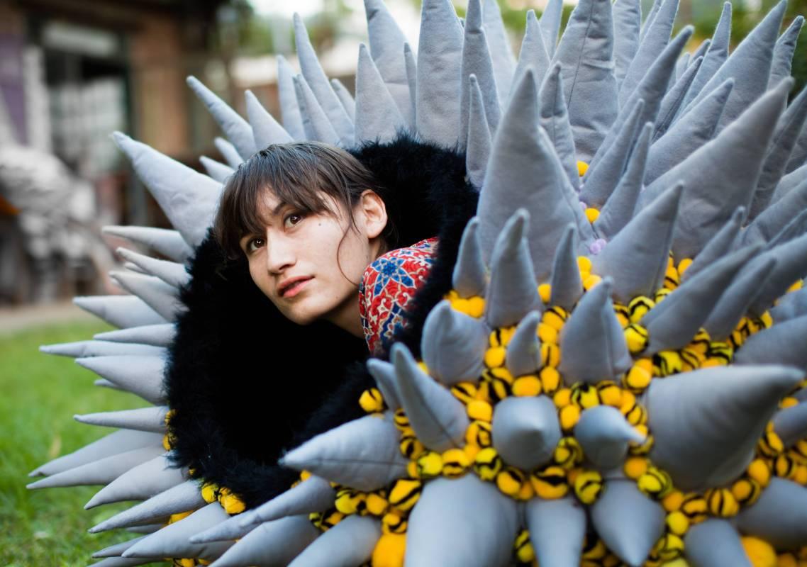藝術家Lua Rivera