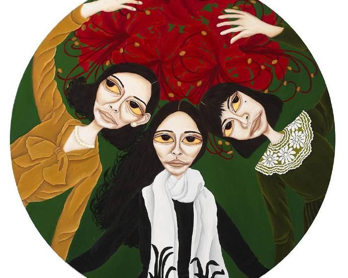 柳依蘭藝術跨界 《血觀音》色彩辛辣的心機遊戲