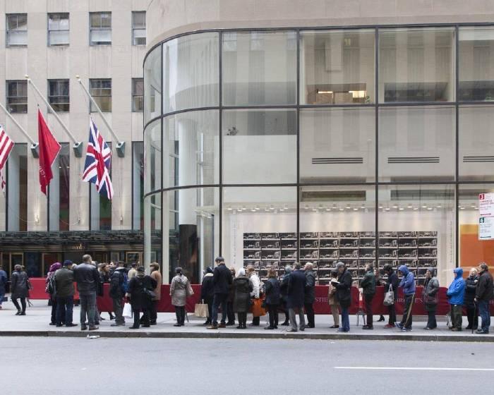 紐約拍賣周,佳士得現代與當代雙刷歷史第二新高