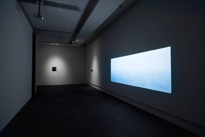 「海的往返、天空的預言」展場照5