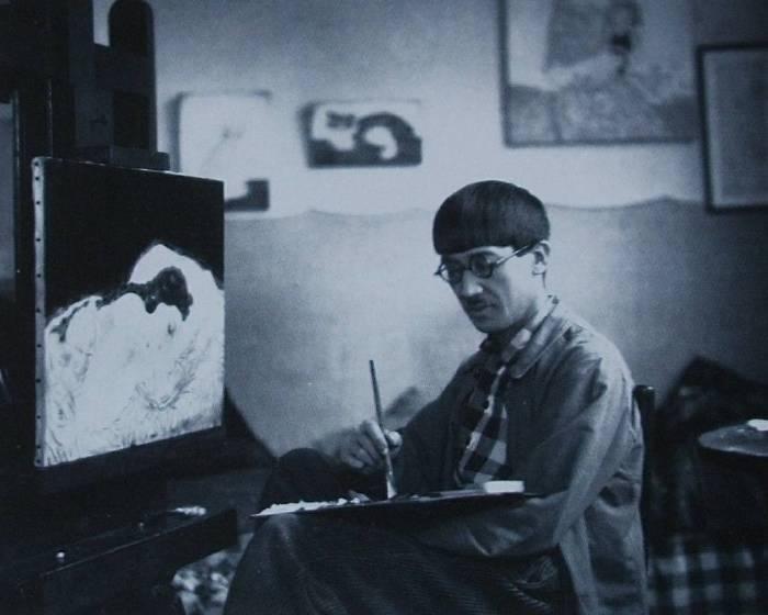 被祖國遺棄,卻成為巴黎最愛的日本畫家--11月壽星藤田嗣治