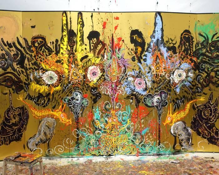 白石畫廊:【繪獸繪靈—小松美羽台灣首個展】現場直播
