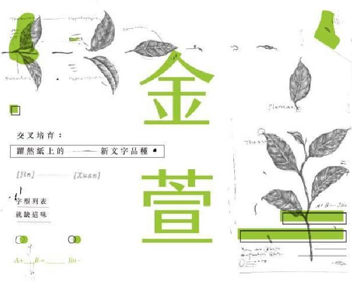 金車文教基金會【金車創意講堂】justfont-就是字從金萱談字型設計
