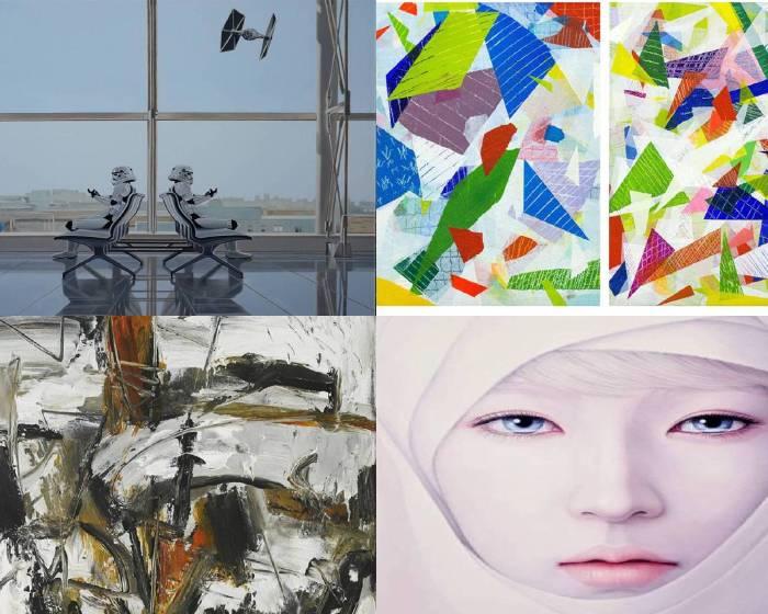2017 ART KAOHSIUNG高雄藝術博覽會-線上預展亮點