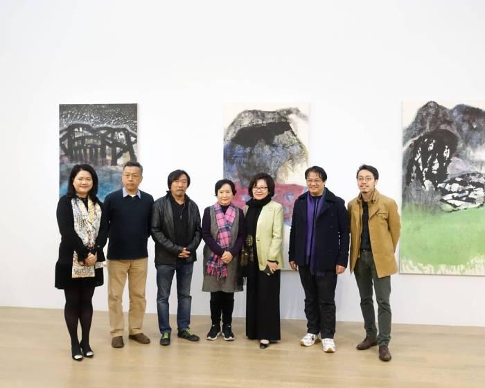 現代水墨大師-李重重個展 「詩意的宇宙」、心象描繪藝術家-傅浩軒個展 「約 約」 盛大開幕!
