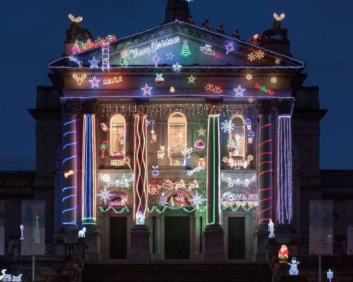 博物館另類耶誕 艾倫·凱恩魔法秀