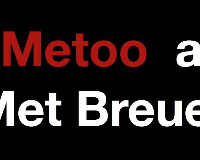藝術家在Met Breuer外創作#Metoo表演藝術