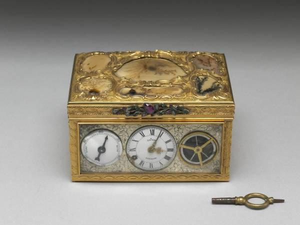 第一單元打開藏寶箱:James Cox鼻煙盒