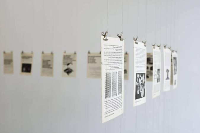 Zbyněk Baladrán, Ten Anarcho-communist Minutes,  courtesy of the artist and Galerie Jocelyn Wolff