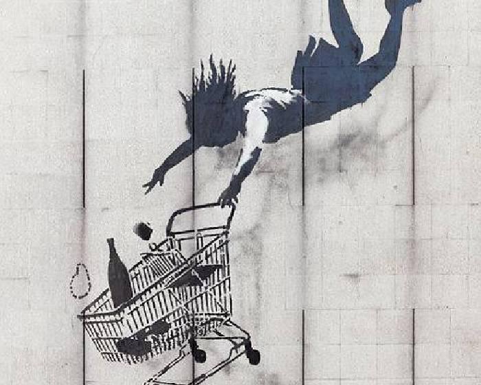 為何拒絕接收難民? Banksy賈伯斯塗鴉抱不平