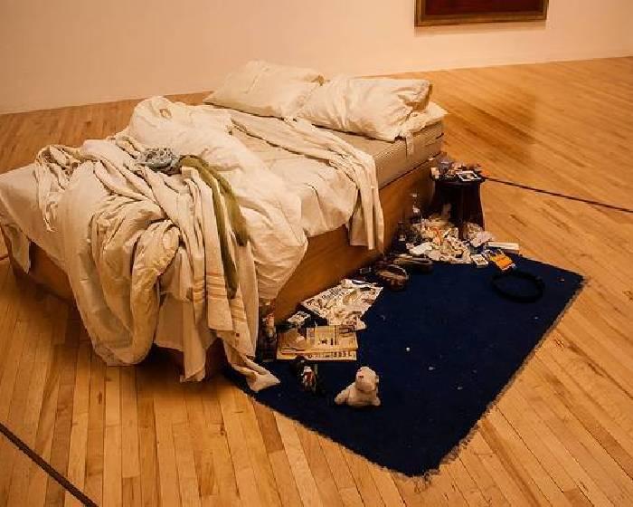 藝術家翠西‧艾敏的床 1.3億