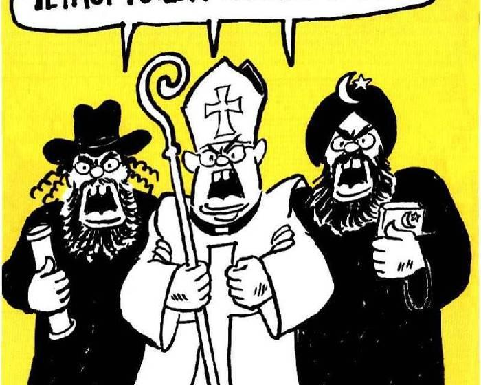 《查理周刊》案 阿拉伯藝術家怎麼說?