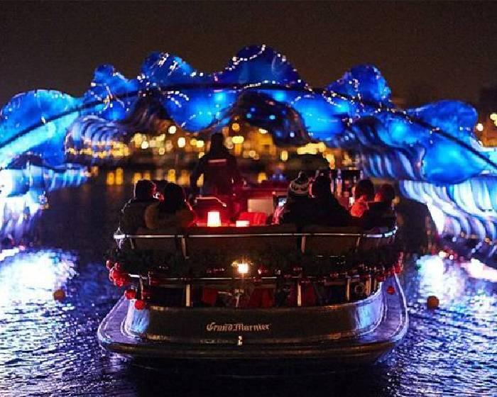 歐洲冬季燈火閃爍大秀! 光藝術匯聚6大必訪唯美城市!