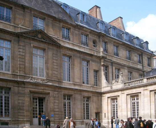 巴黎畢卡索美術館(Musée Picasso),圖/取自Wikipedia