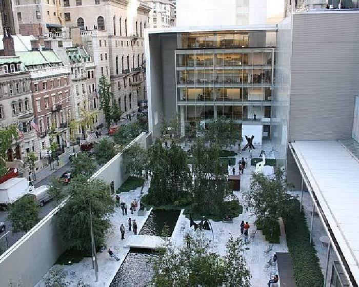 MoMA提前開館 邀民眾體驗「寧靜早晨」