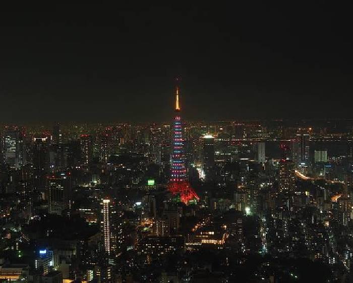 秋季限定藝術盛典 東京六本木藝術之夜