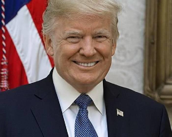 美國總統參選之爭......藝術家大開川普玩笑