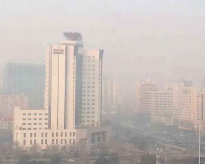 北京霾害危機  劉勃麟用「隱形人」發聲