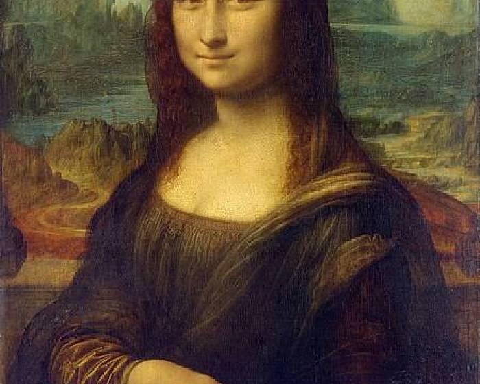 用「手」看名畫  撫摸蒙娜麗莎