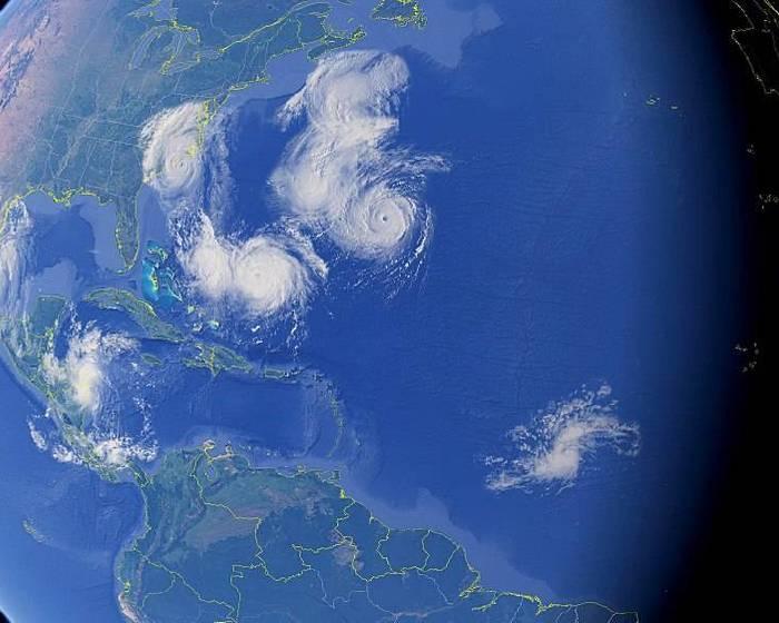 空拍環境汙染  描繪地球的傷痕