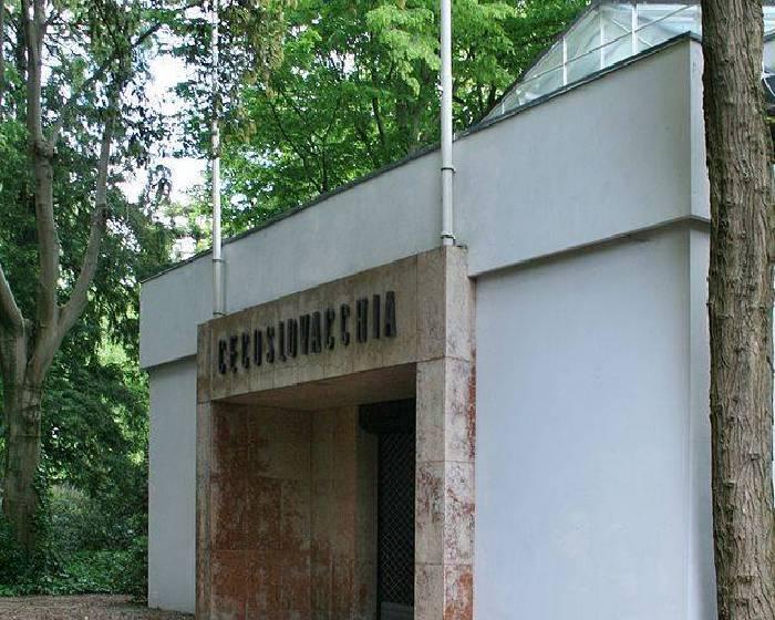 威雙瑞士館  自然與人造物的交集