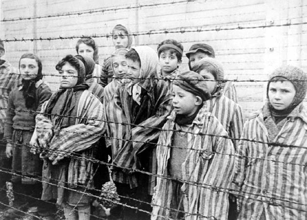 https://en.wikipedia.org/wiki/Auschwitz_concentration_camp#/media/File:Child_survivors_of_Auschwitz.jpeg