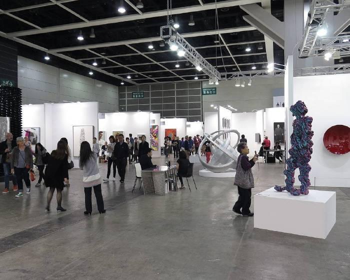 亞洲當代藝術展 12日香港開展