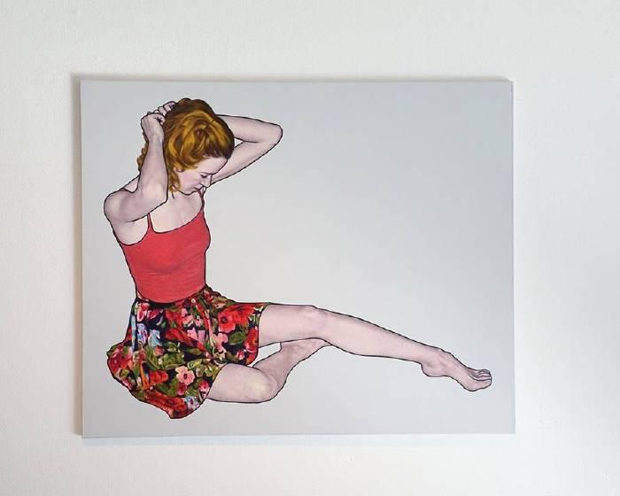 義大利藝術家Biguzzi 「蘿密娜蘿密娜」解剖不安心靈