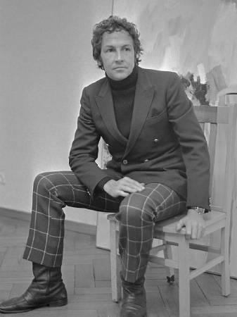 羅伯特.勞森伯格(Robert Rauschenber)。圖/取自Wikipedia。
