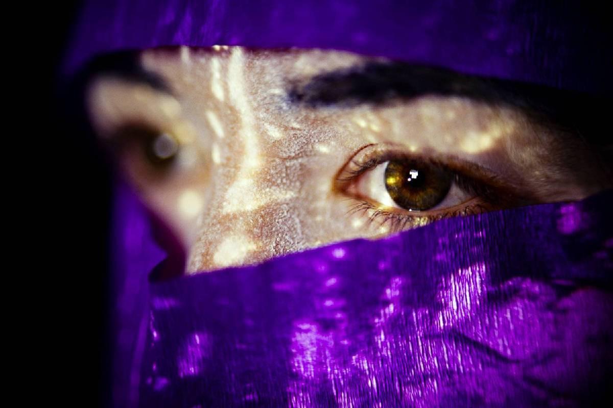 《El Secreto》(影子的秘密),1999,Epson藝術微噴、Canson白金純棉相紙,50 x 75 cm (Ed. 2/4)
