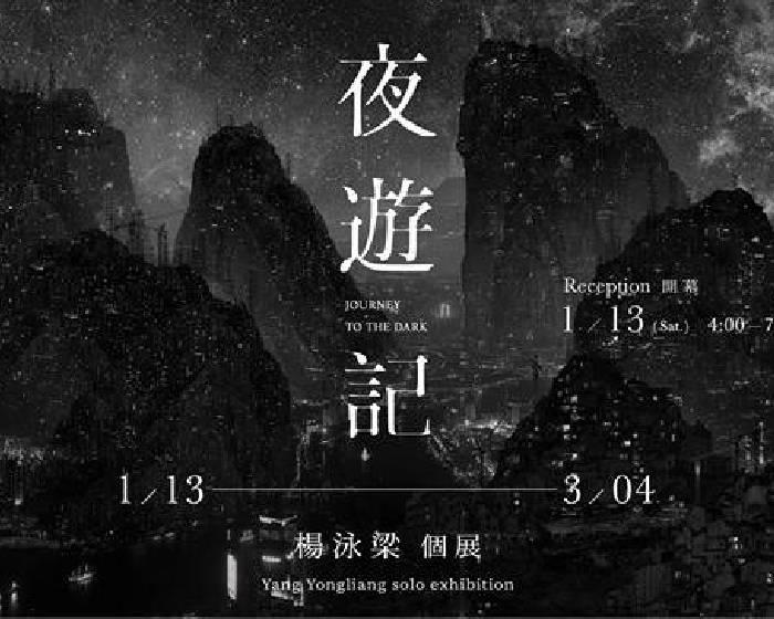 白石畫廊【夜遊記—楊泳梁個展】