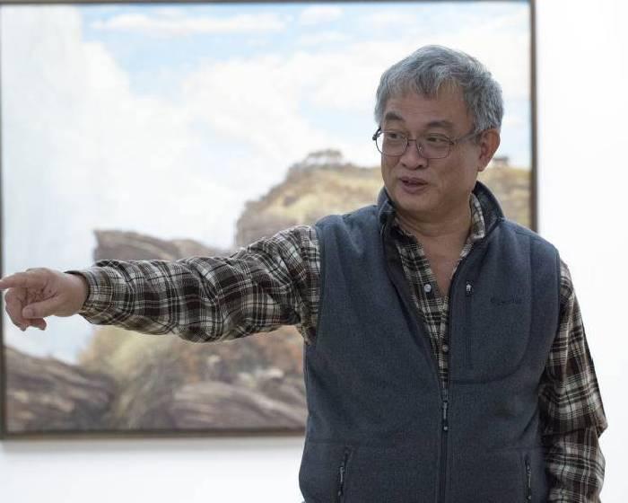 尊彩藝術中心:【劉得浪個展】行山四季