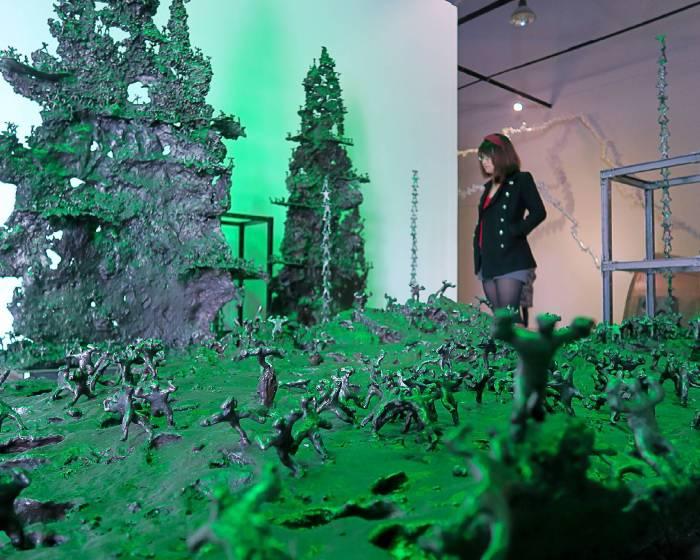 高雄市政府文化局【駁二FORMOSA雕塑雙年展,「M空間」打開異次元想像!】
