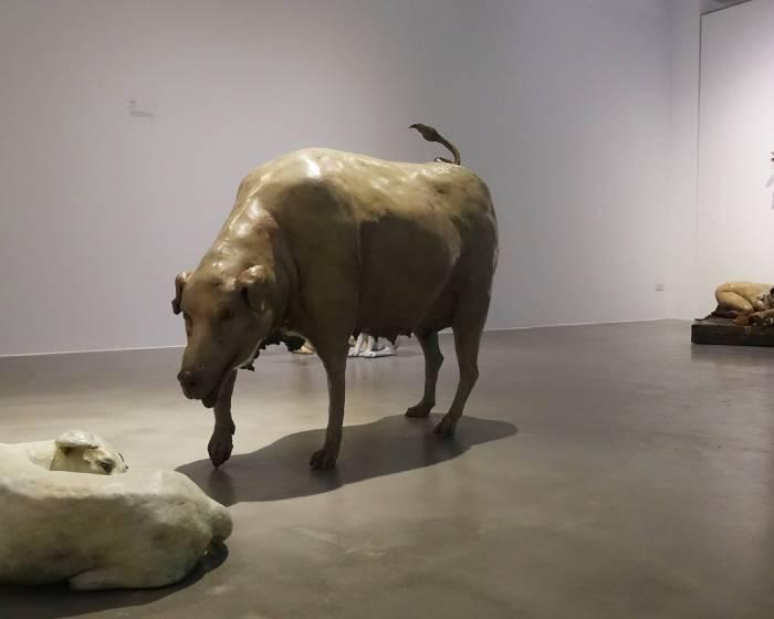 北投玖號:【敬那安逸的年代讓我睡去─林辰勳雕塑展】