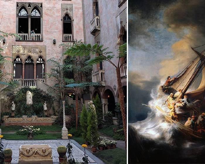 失竊28年… 美國博物館砸千萬重金懸賞名畫
