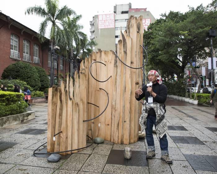 揭露開發背後的貪婪! 台北當代藝術館展覽「還原-土地之歌」