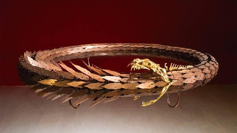 崔旴嵐 Choe U Ram - 銜尾蛇