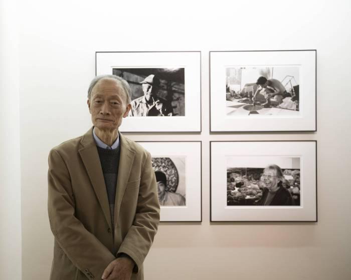 每張照片都在說一個故事  莊靈談他的攝影觀點