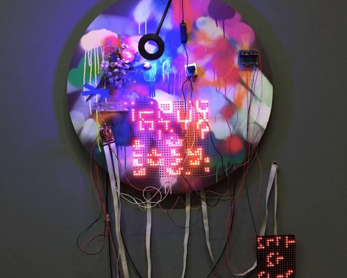 """就在藝術空間【《失真轉換》巴格斯‧潘得佳個展 】""""Distorted Alteration"""" Bagus Pandega Solo Exhibition"""